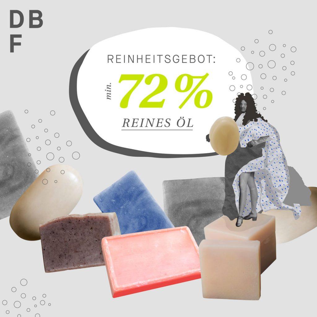 Welttag der Händehygiene, Reinheitsgebot für Seife
