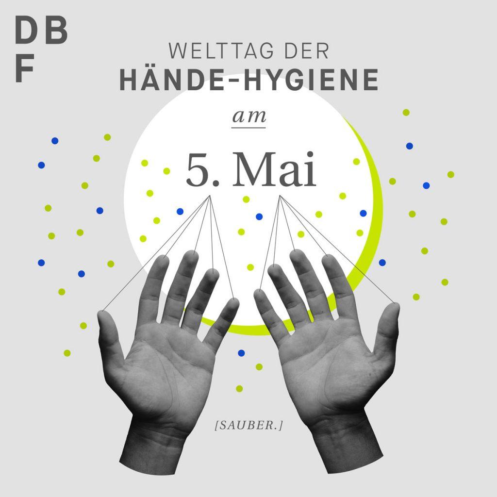 Welttag der Händehygiene, 5. Mai